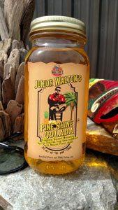 Junior walton's Pine Shine Colada