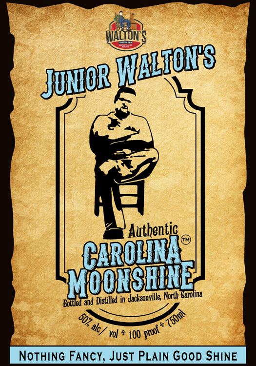 Junior Walton's Carolina Moonshine