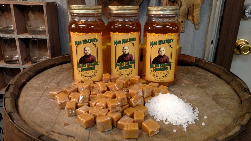 Mag Walton's Salted Caramel