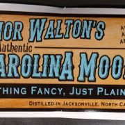 Junior Walton Bumper Sticker